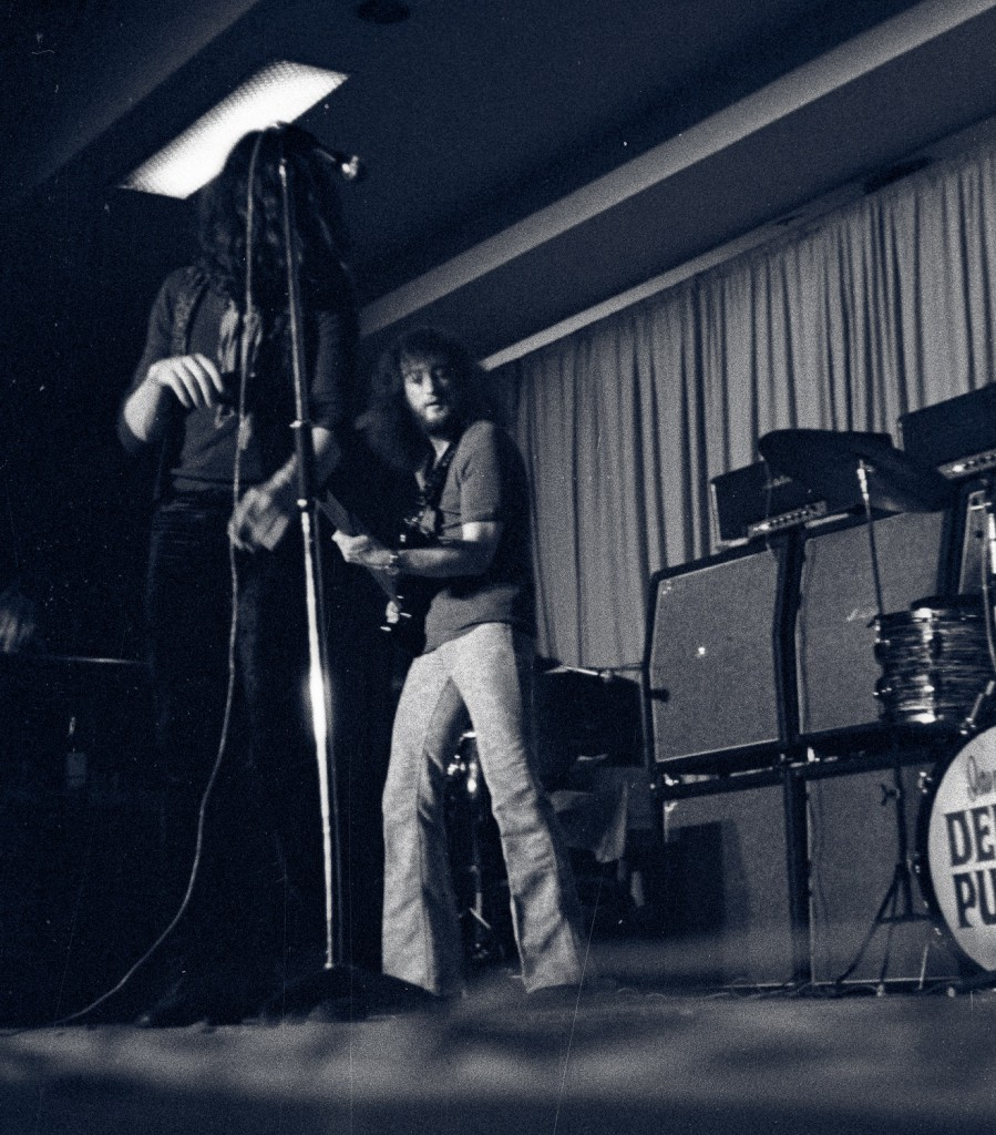 Deep Purple, 01. Dezember, 1970, Niedersachsenhalle, Germany